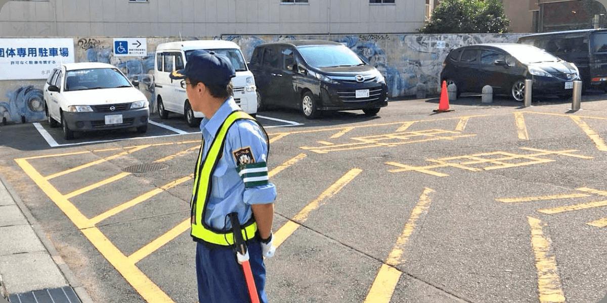05 駐車場警備PARKING